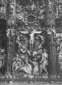 Retable of the High Altar