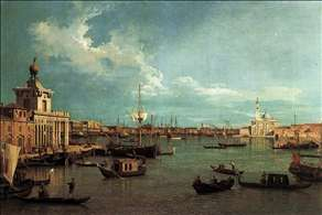Venice: The Bacino from the Giudecca