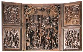 Winged Altarpiece