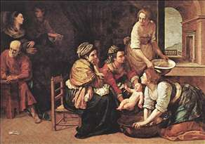 Birth of St John the Baptist