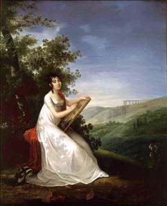 Portrait of Adèlie Auguié