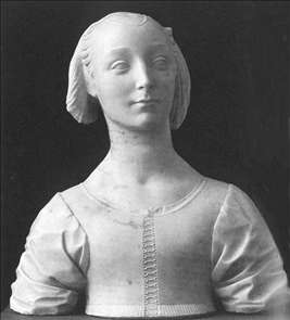 Portrait Bust of a Lady