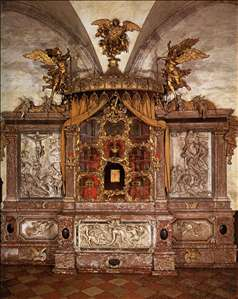Altar of the Relics