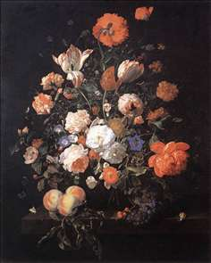 A Vase of Flowers