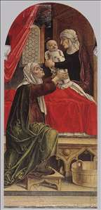 The Birth of Mary