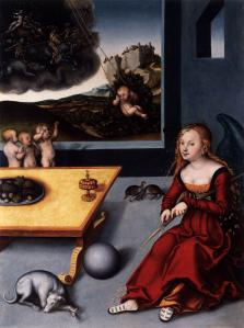 Allegory of Melancholy