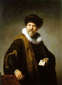 Portrait of Nicolaes Ruts