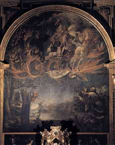 Ascension of Elijah
