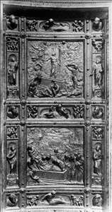 Sacristy Door