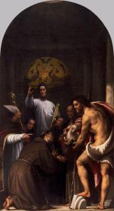 St Lorenzo Giustiniani and Other Saints
