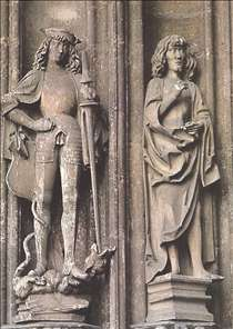 St George and St John the Evangelist