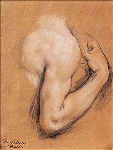 Study of a Bent Right Arm