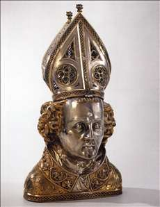 Reliquary Bust of St Frederick