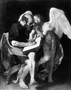 St Matthew and the Angel