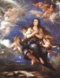 Assumption of Mary Magdalene