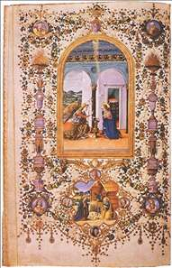 Prayer Book of Lorenzo de' Medici