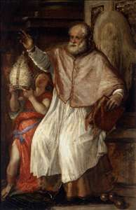 Saint Nicholas Painting