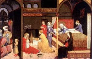 Birth of the Virgin