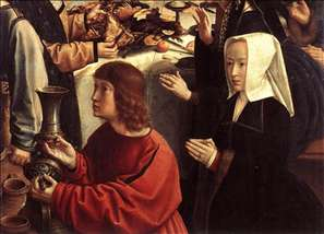 The Marriage at Cana