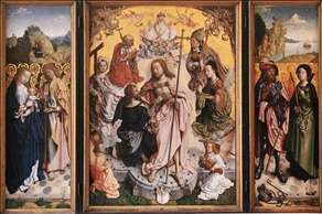 St Thomas Altarpiece