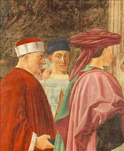 Meeting of Solomon and the Queen of Sheba
