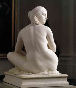 Odalisque (rear view)