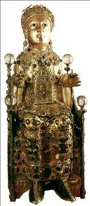 Reliquary Effigy of St Foy