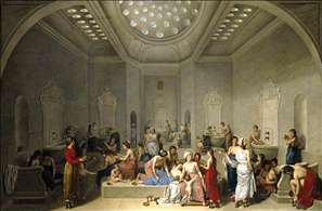 A Female Turkish Bath or Hammam