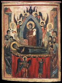 The Dormition of the Mother of God