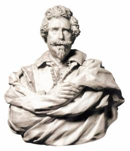 Bust of Michelangelo Buonarroti the Younger