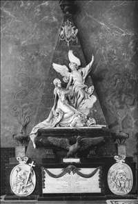 Monument to Queen Catharina Opalinska