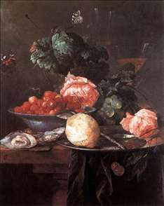 Still-life with Fruits