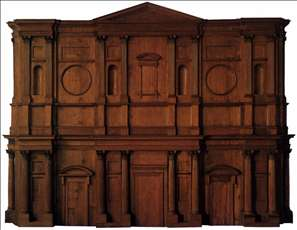 Model for the façade of San Lorenzo, Florence