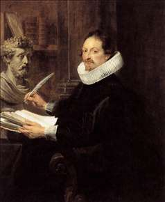 Portrait of Jan Gaspar Gevartius