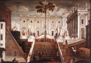 Competition on the Capitoline Hill