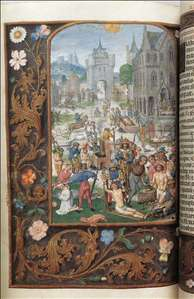 Folio from the Mayer van den Bergh Breviary