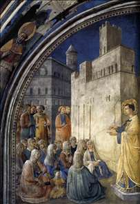 The Sermon of St Stephen