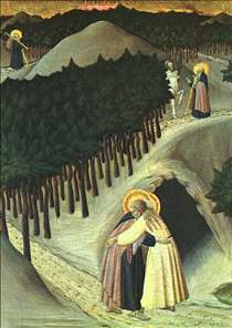 The Meeting of St. Anthony and St. Paul