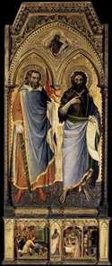 St Nemesius and St John the Baptist