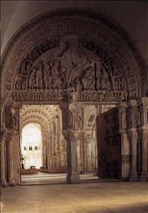 Portal in the nave