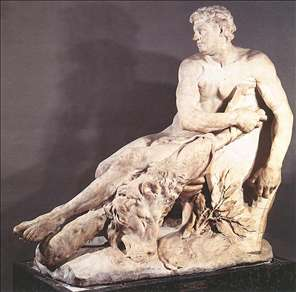Hercules at Rest