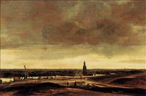 View of Rhenen
