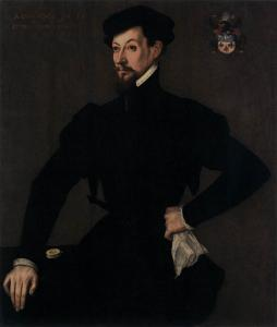 Portrait of a Member of the Quaratesi Family