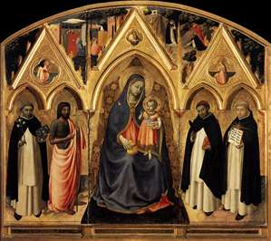 St Peter Martyr Altarpiece