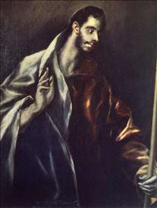 Apostle St Thomas