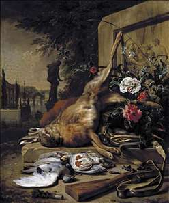 Still-Life of Game