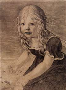 Portrait of the Artist's Daughter, Marie