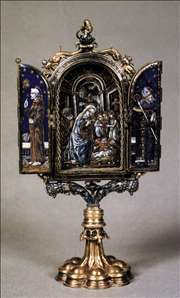 Reliquary of the Cross