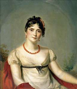Portrait of the Empress Josephine of France