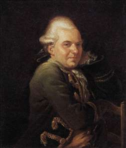 Portrait of Fran�ois Buron